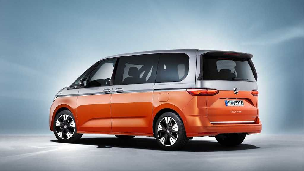 2022 Volkswagen Multivan plug-in hybrid (Foto: VW)