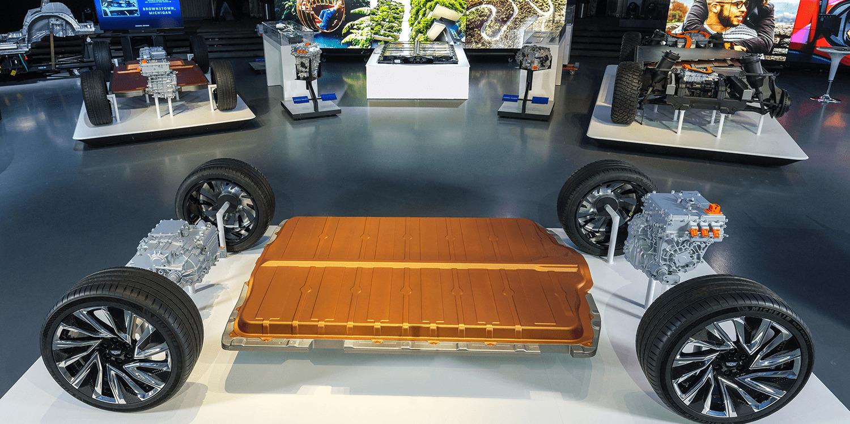General Motors - batérie Ultium I Foto: GM