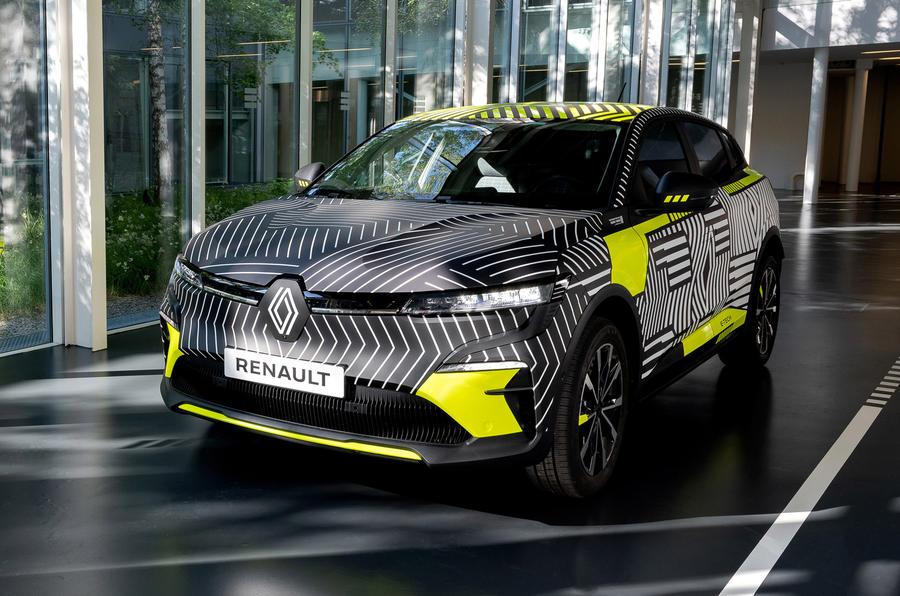 Renault Megane E-TECH Electric (Foto: Renault)
