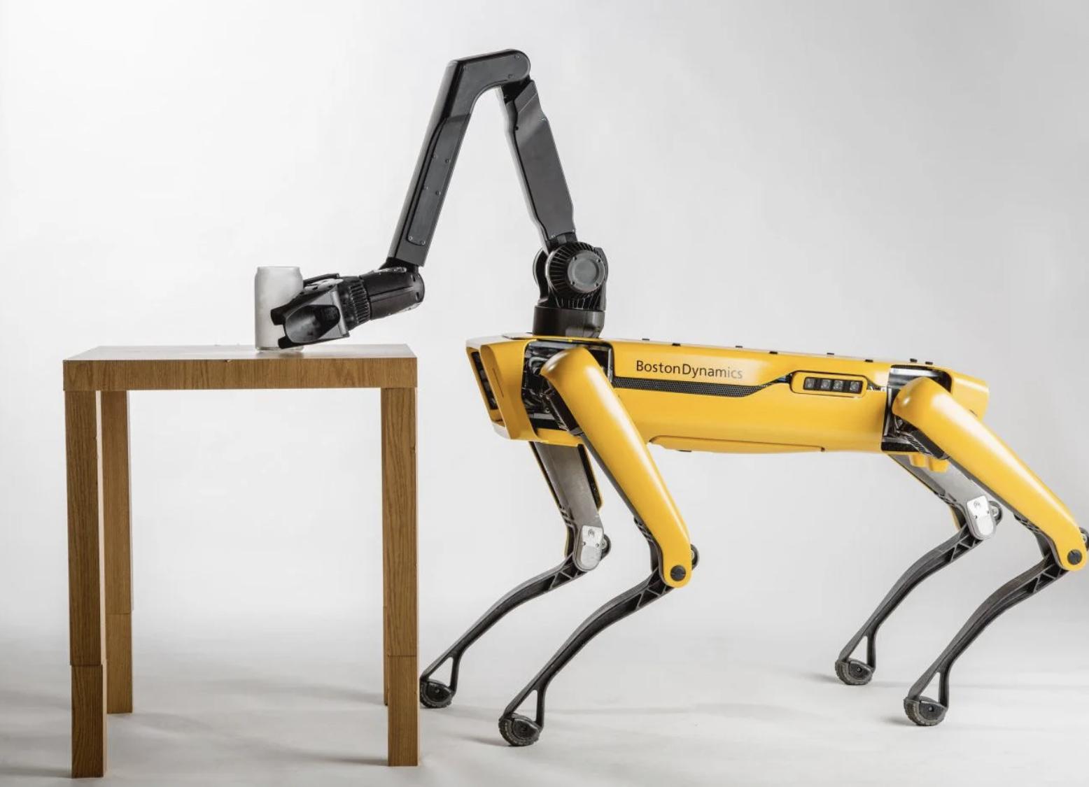 Hyundai kúpil Boston Dynamics - Spot | Foto: Boston Dynamics