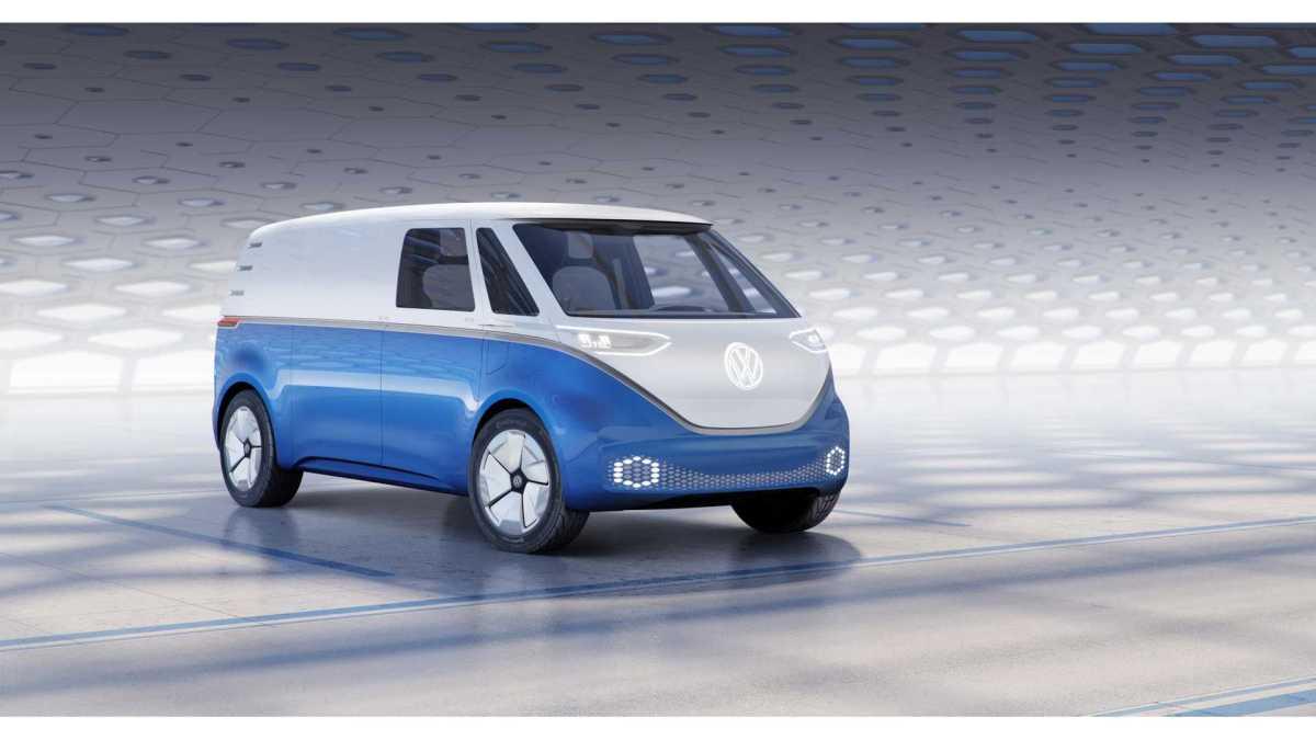 Volkswagen ID.Buzz konfigurácie (Foto: VW)