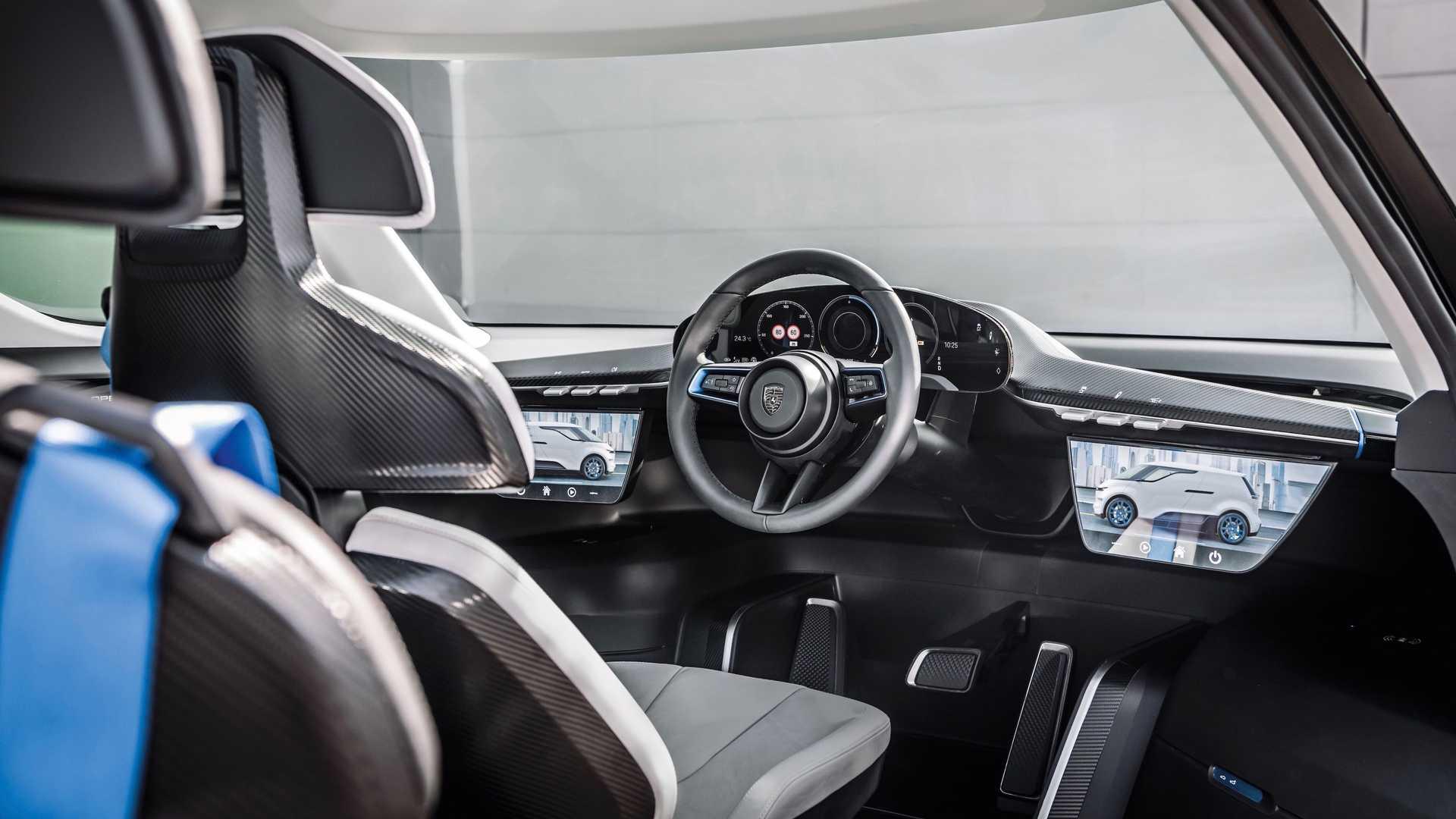 Porsche Vision Renndienst (Foto: Porsche)