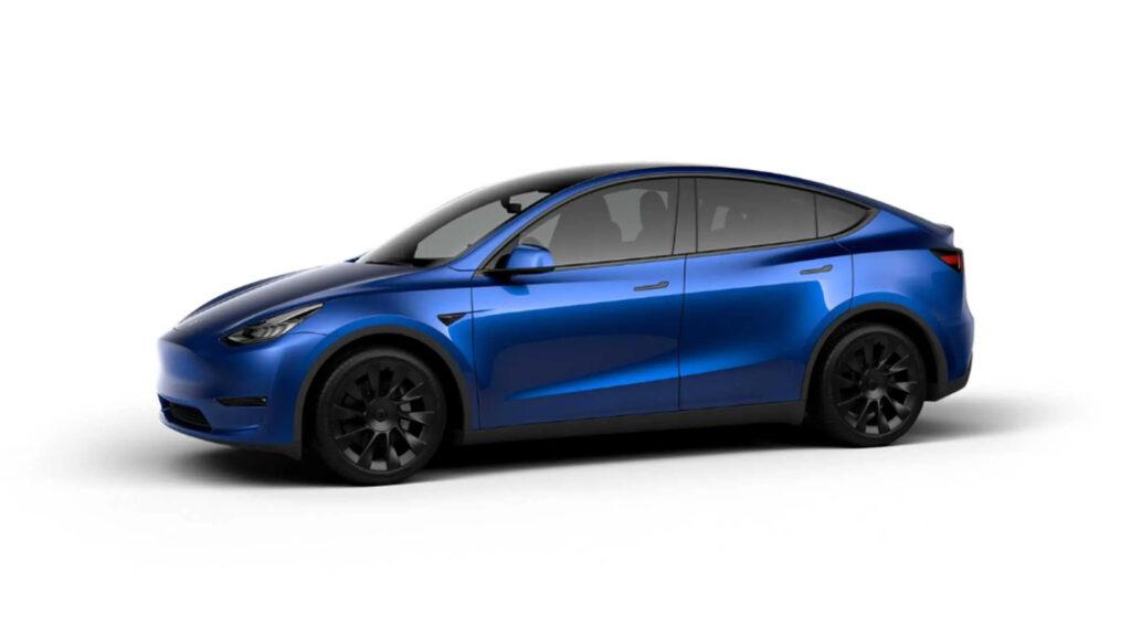 Tesla Model Y Performance (Foto: Tesla)