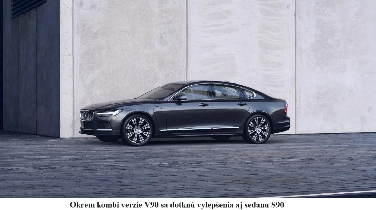 Volvo S90 plug-in