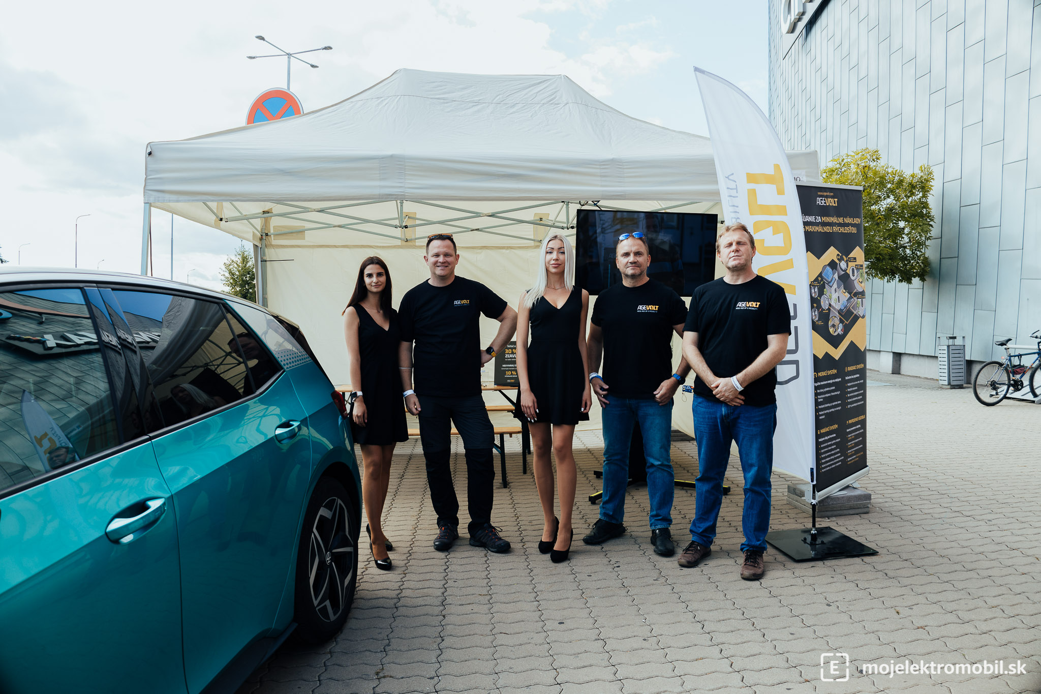 Agevolt Salon elektromobilov 2021 Kosice