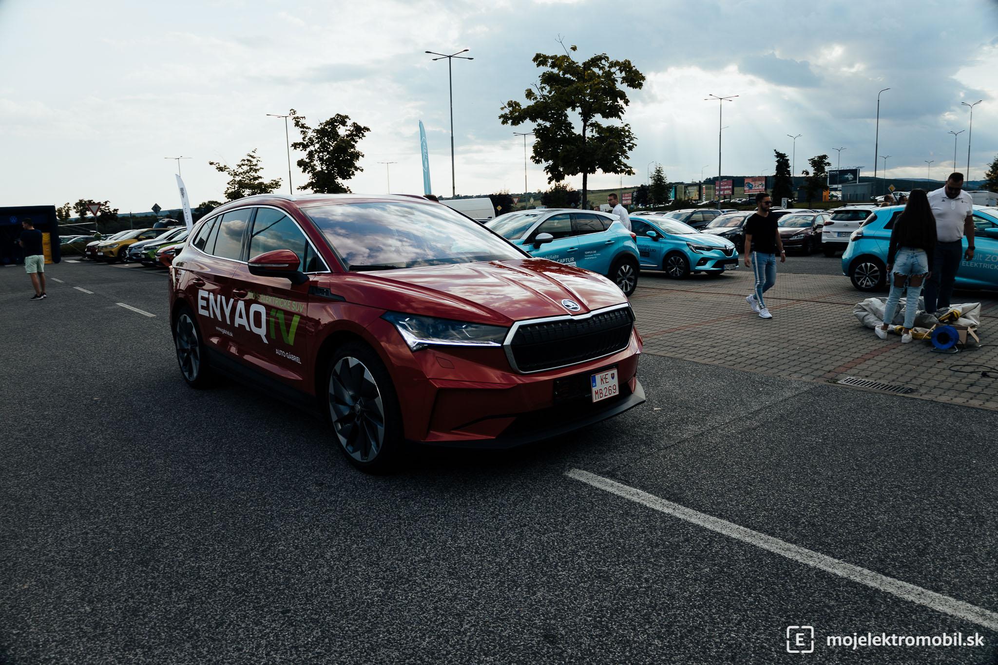 Auto Gabriel Salon elektromobilov 2021 Kosice