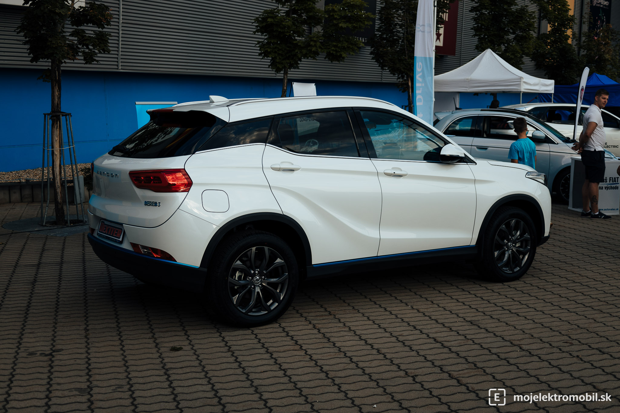 Dongfeng Salon elektromobilov 2021 Kosice