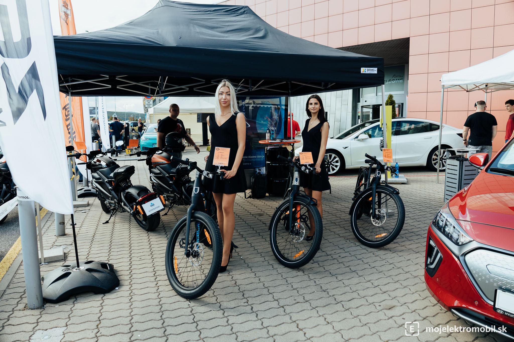 Harley Salon elektromobilov 2021 Kosice