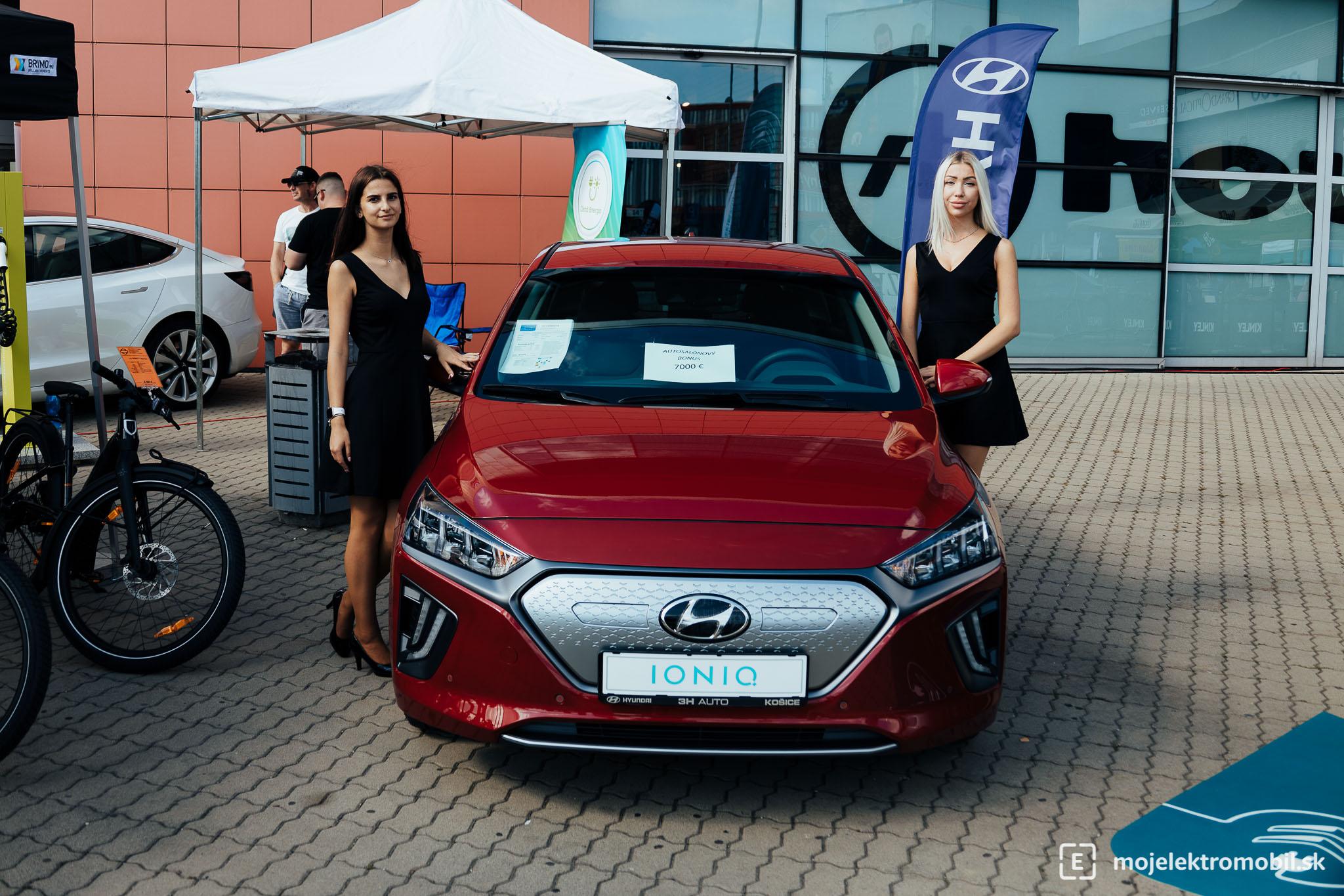 Hyundai Salon elektromobilov 2021 Kosice