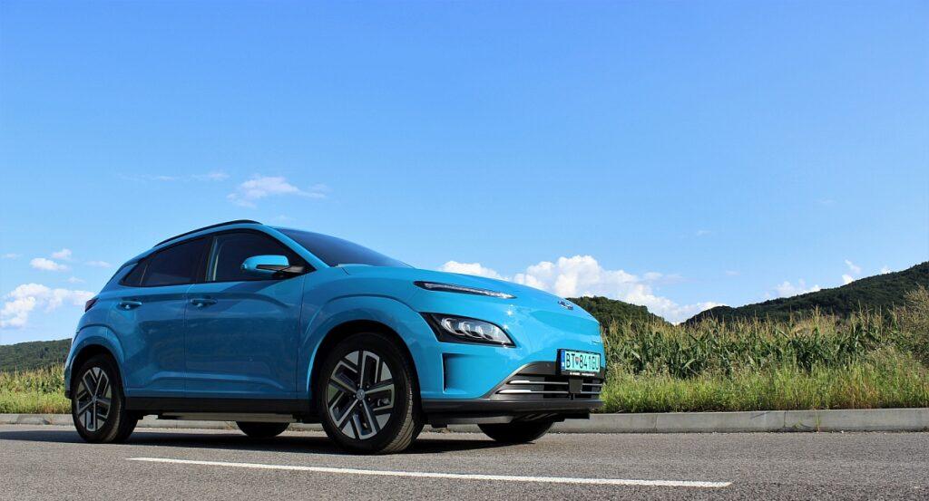 Hyundai Kona Electric predobok