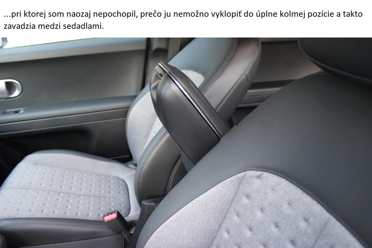 Hyundai Ioniq 5 laktova opierka