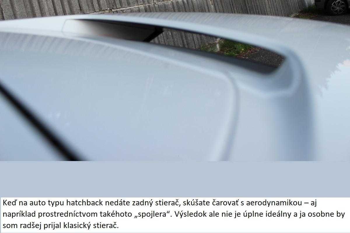 Hyundai Ioniq 5 spojler