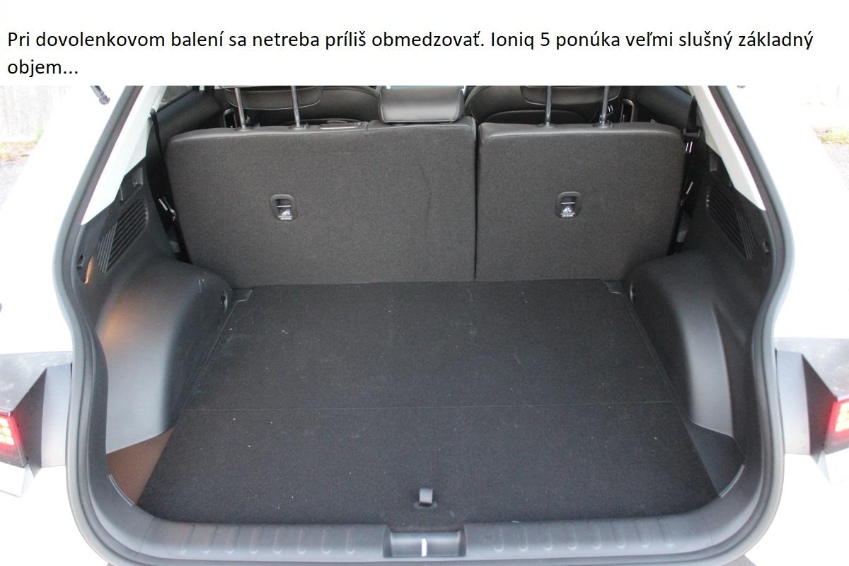 Hyundai ioniq 5 kufor