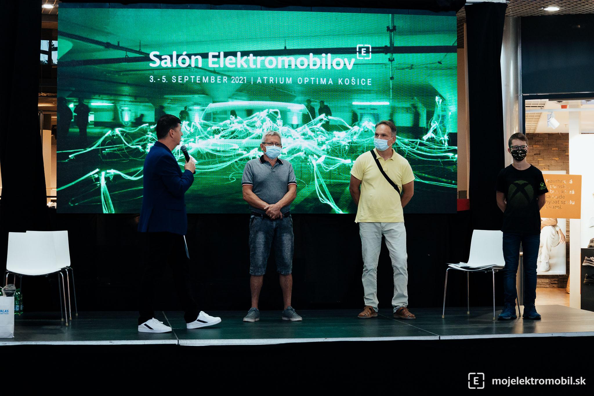 Prednasky Salon elektromobilov 2021 Kosice