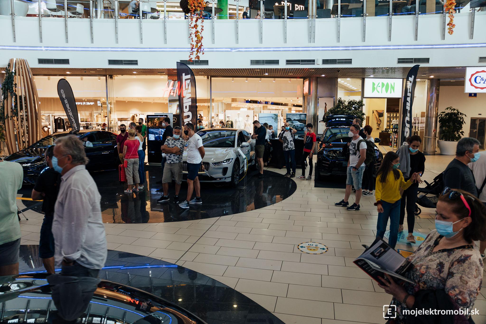 Salon elektromobilov 2021 Kosice