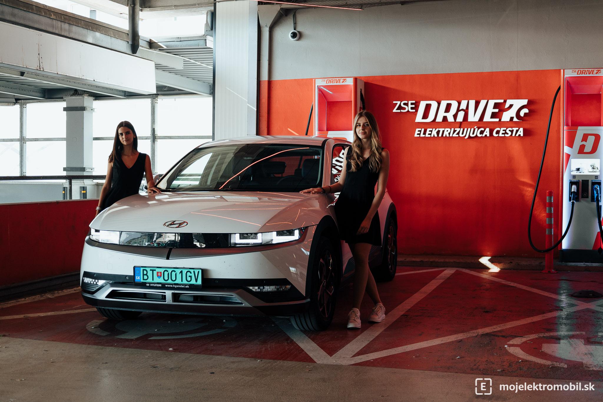 zse drive salon elektromobilov 2021 kosice