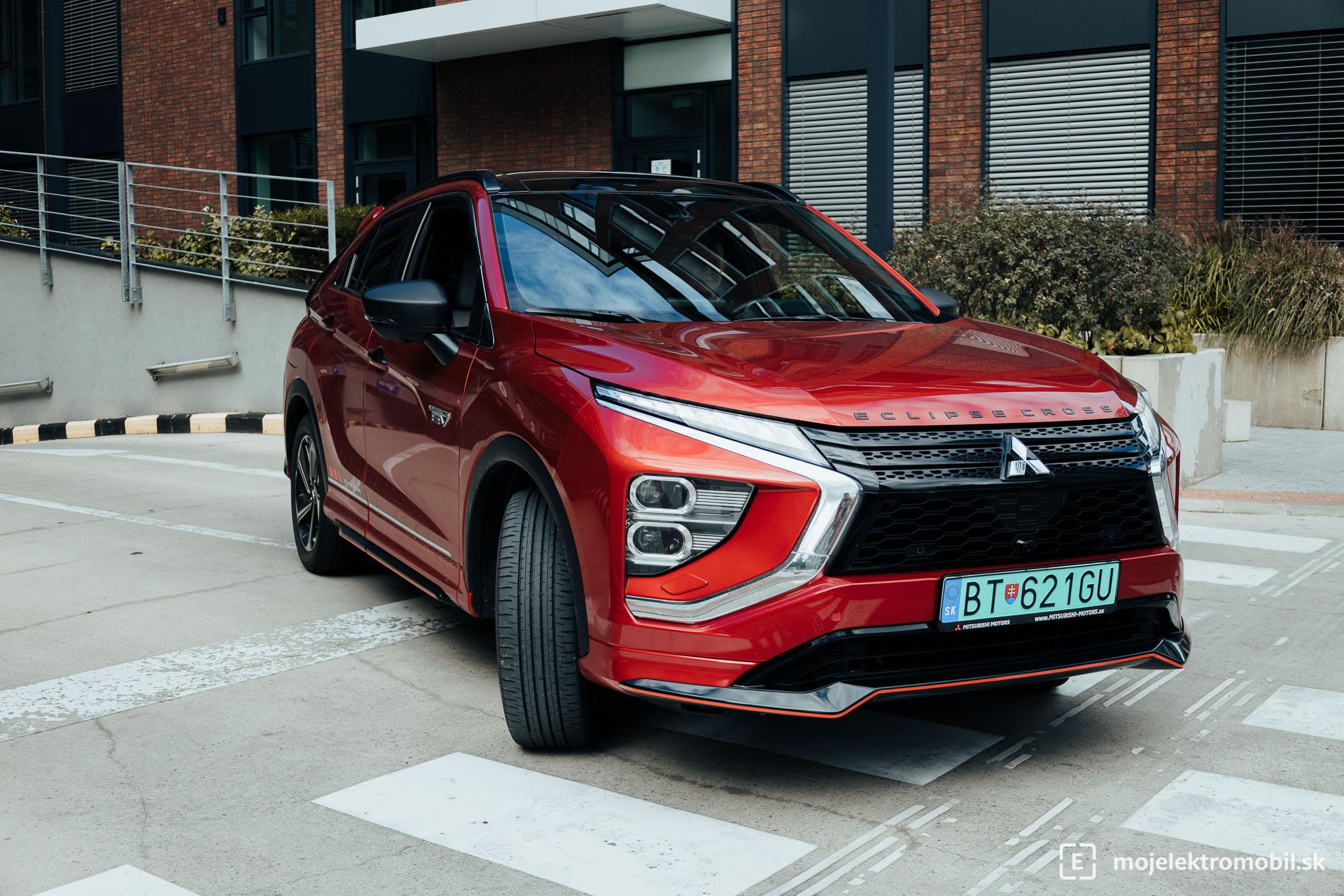Mitsubishi Eclipse Cross PHEV TEST